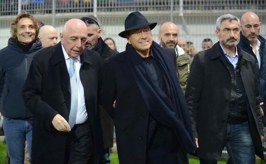 Berlusconi a Olbia, vince il suo Monza: dialogo