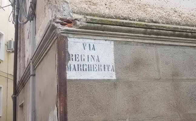 via margherita di savoia a bonorva (foto l unione sarda tellini)