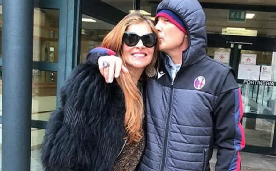 arianna e sinisa mihajlovic (foto instagram)
