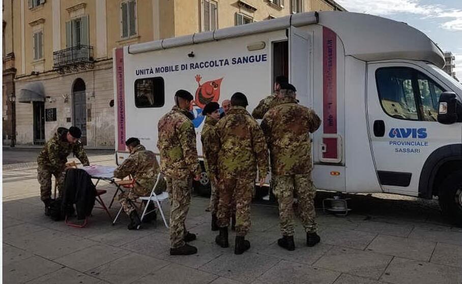 (foto brigata sassari)