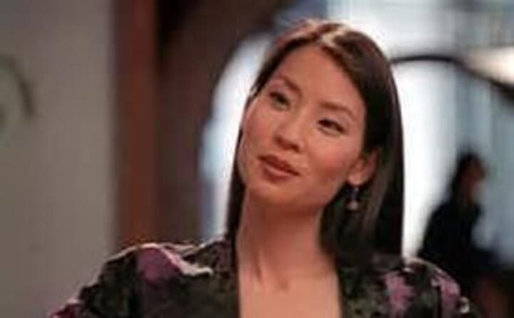 in ally mcbeal