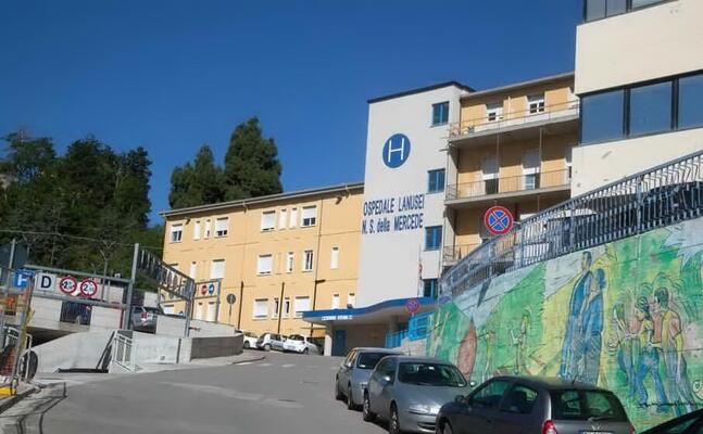 l ospedale di lanusei (archivio l unione sarda)
