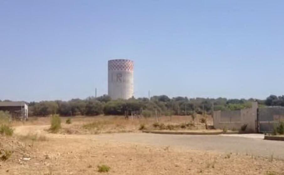 la zona industriale di iglesias (foto c simbula)