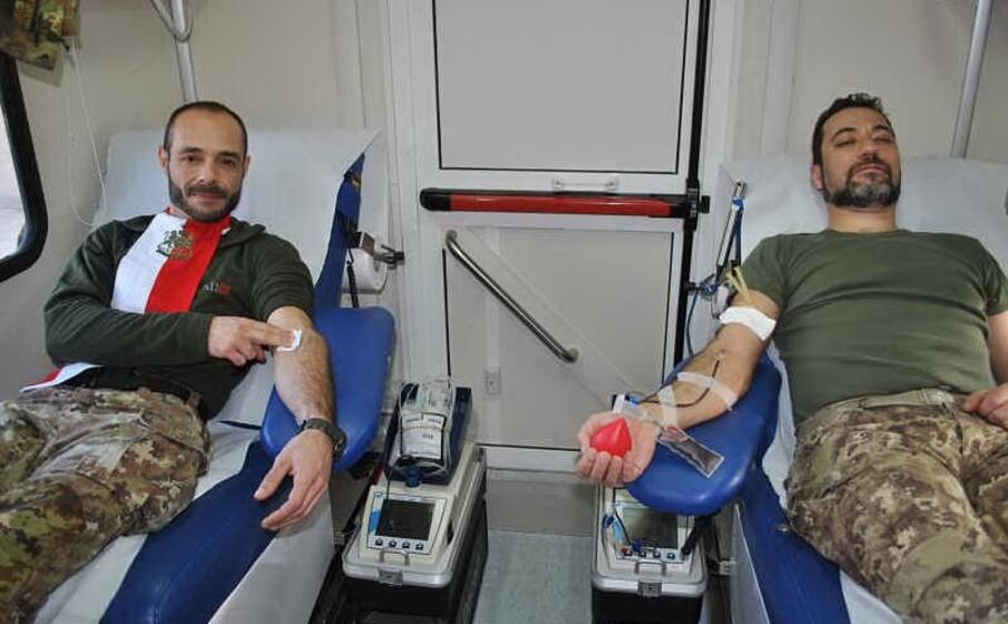 serve sangue all ospedale ci pensano i sassarini