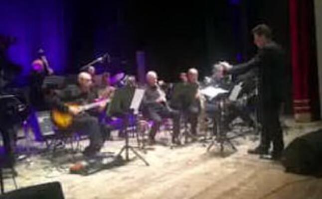 un immagine dallo spettacolo (foto da frame video)