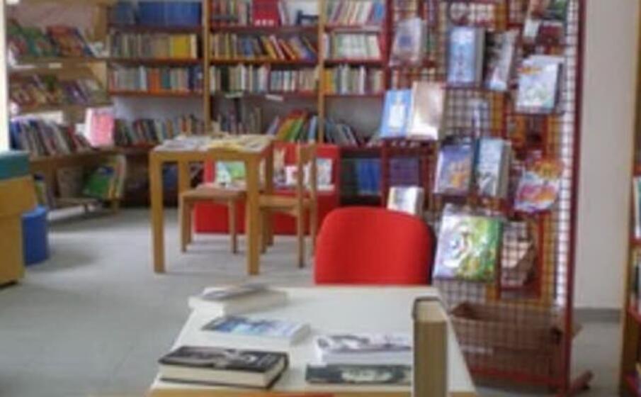 la biblioteca (foto sara pinna)