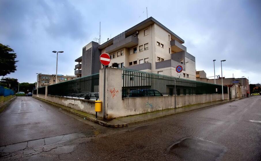 la caserma dei carabinieri a quartu (archivio l unione sarda messina)