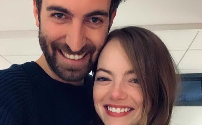 la coppia nella foto postata su instagram