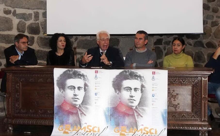 la presentazione (foto ufficio stampa)