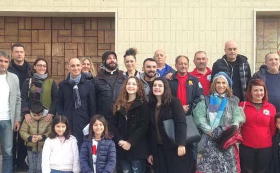 le associazioni di miracolo di natale (foto l unione sarda pala)