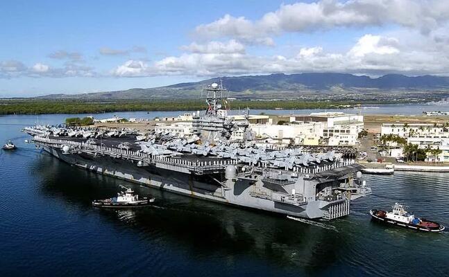 un mezzo militare alle hawaii (foto pixabay)