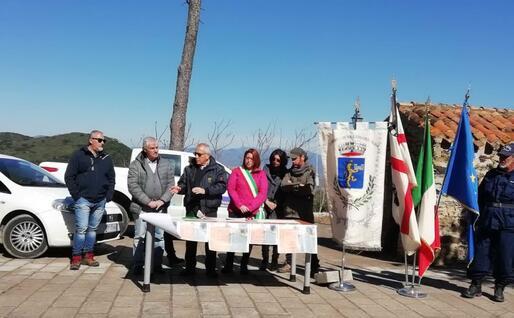 Firmata la convenzione (Foto L'Unione Sarda - Simone Farris)