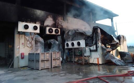 I danni (foto L'Unione Sarda - Serreli)