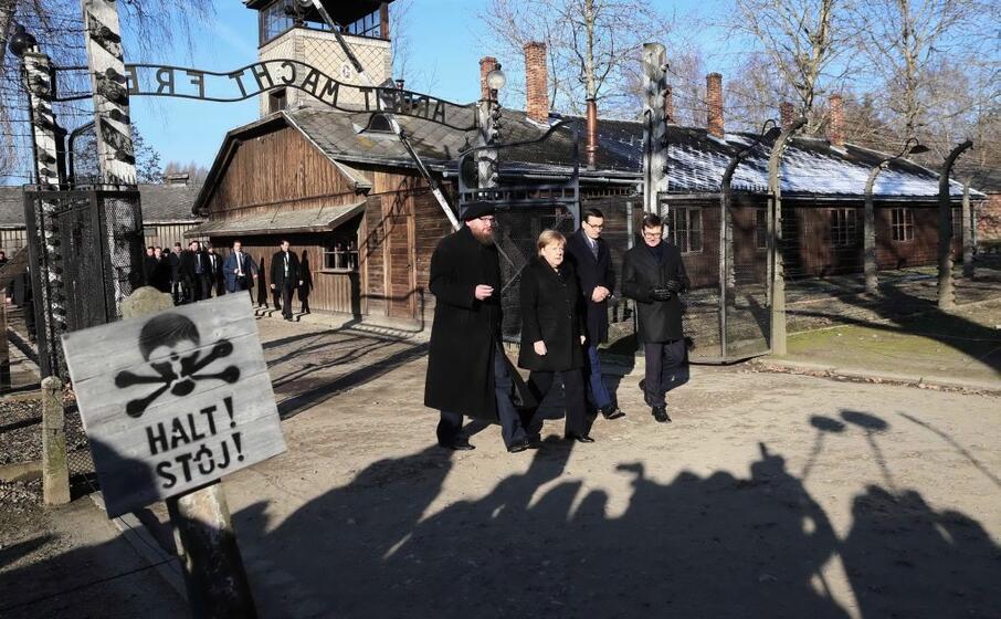 il campo di concentramento simbolo dell olocausto