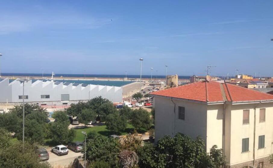 porto torres (foto l unione sarda pala)