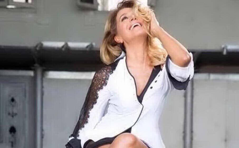 Barbara D'Urso flirt con Filippo Nardi: