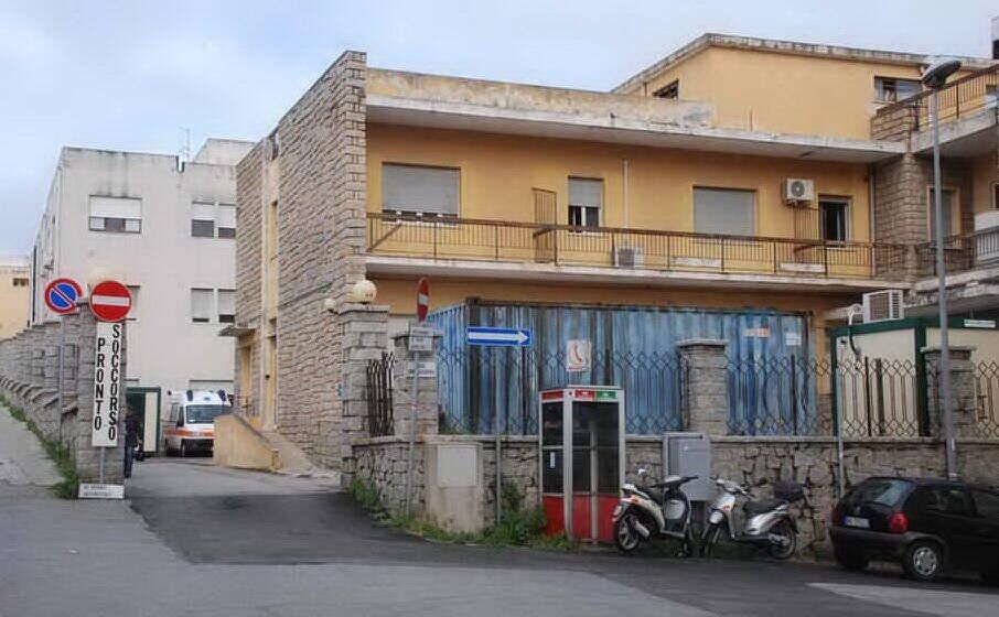 l ingresso dell ospedale paolo merlo (archivio l unione sarda)
