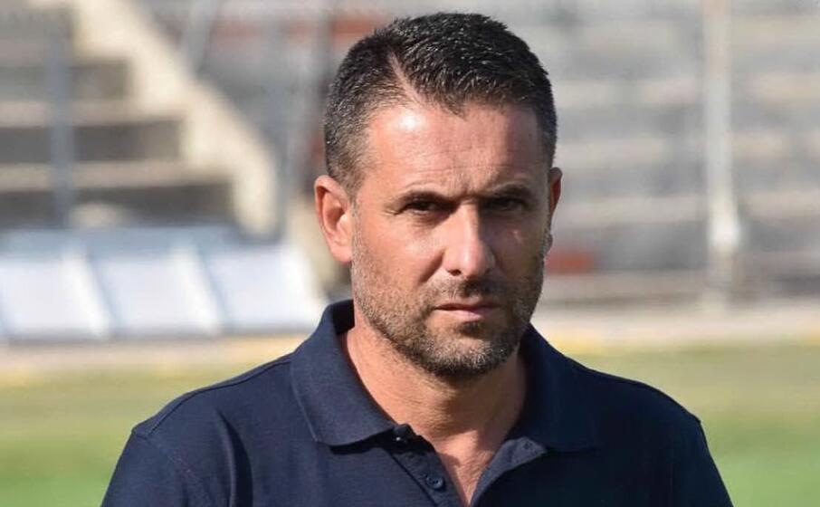l allenatore dello stintino ivan cirina (foto concessa dal tecnico)