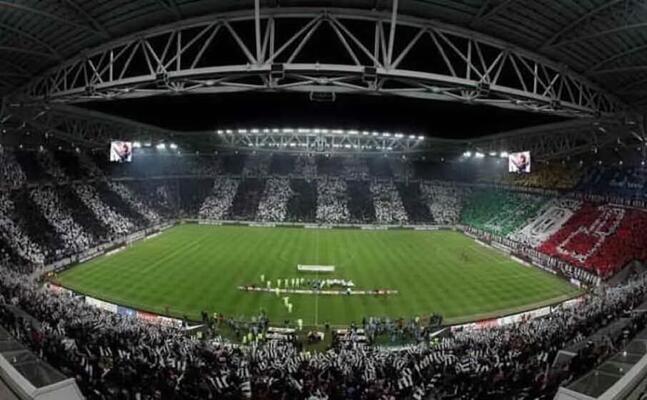 l allianz stadium (archivio l unione sarda)