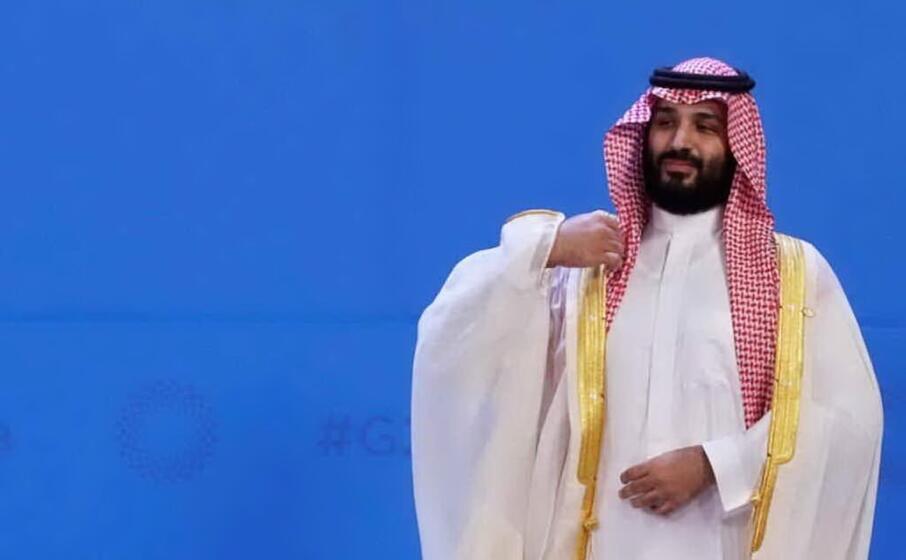 l erede al trono mohammed bin salman (ansa)