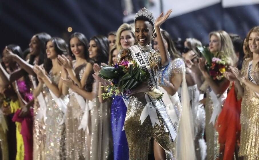 la sudafricana ha sbaragliato la concorrenza di 89 splendide donne