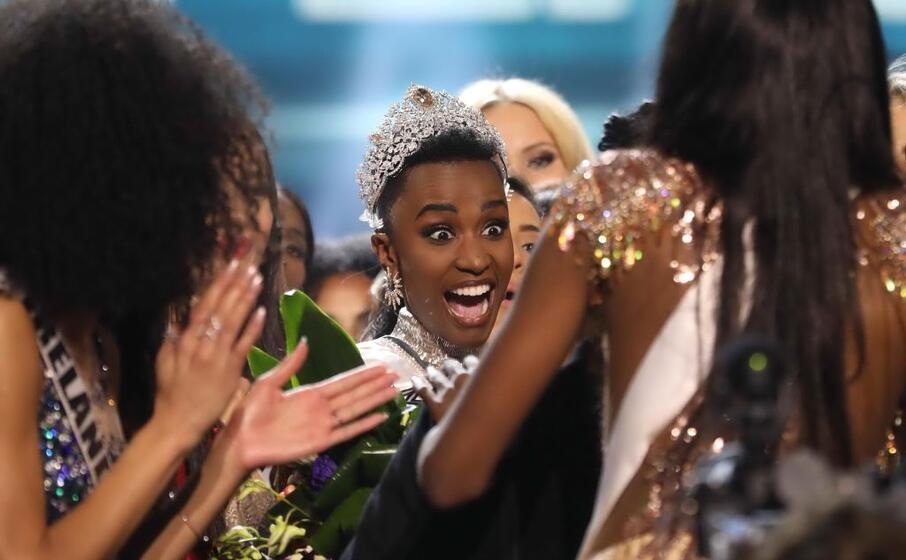 miss universo 2019 vince zozibini tunzi