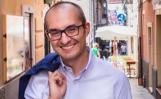 Paolo Truzzu (archivio L'Unione Sarda)