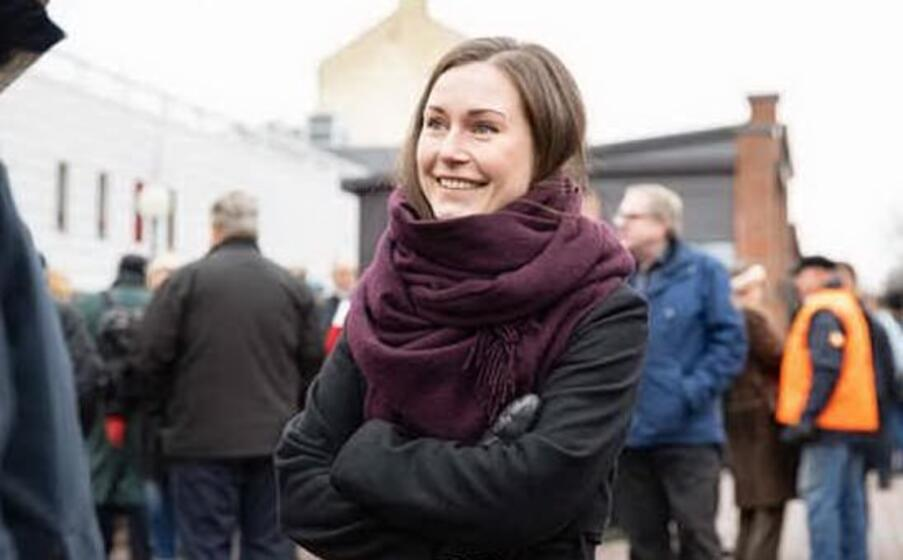Finlandia, Sanna Marin, 34 anni, sarà premier più giovane del mondo