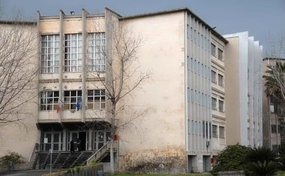 il tribunale di oristano (foto v pinna)