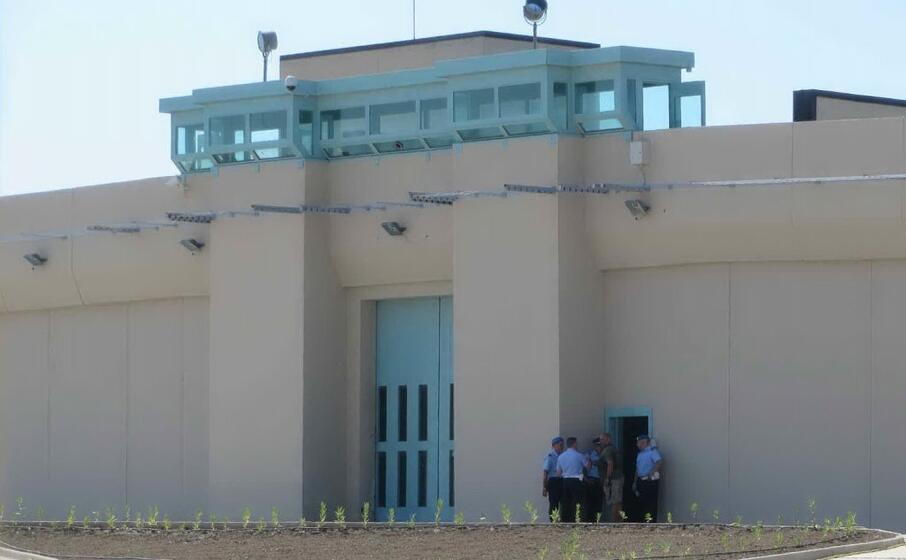 la zia arrestata finita al carcere di bancali (archivio l unione sarda calvi)