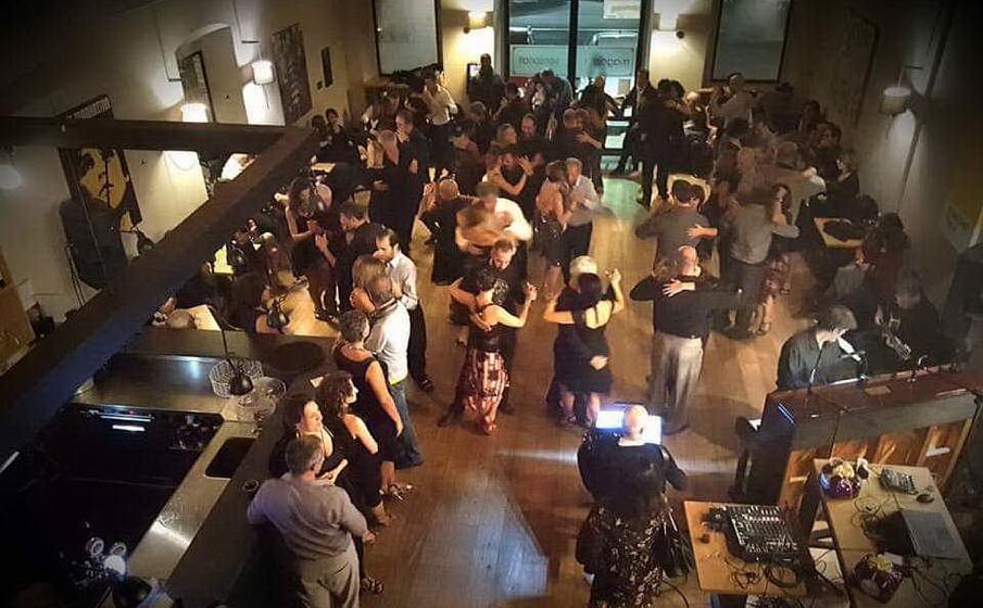 una serata di tango (foto massimiliano rais)