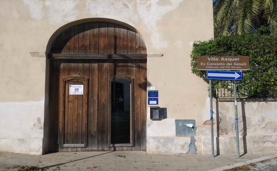 villa asquer a musei sede dell unione dei comuni metalla e il mare (l unione sarda foto farris)