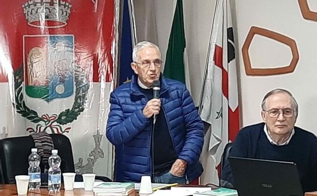 fausto mura presidente dell associazione nino carrus (foto alessandra nachira)