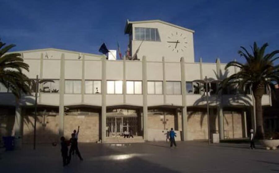 il palazzo comunale