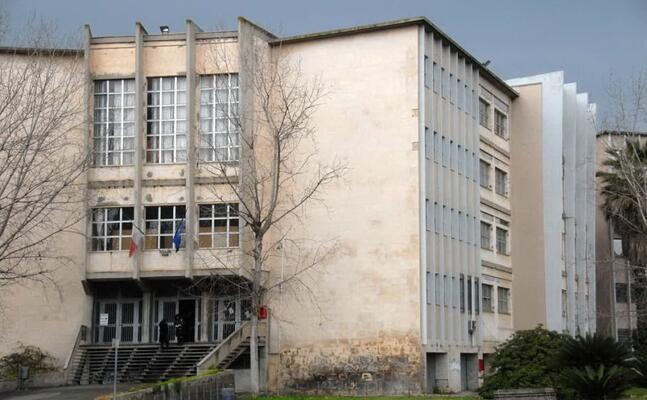 il tribunale di oristano (archivio l unione sarda chergia)