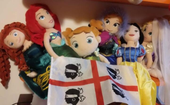 le bambole di flavia e viola da firenze (mamma di jerzu babbo di oristano)