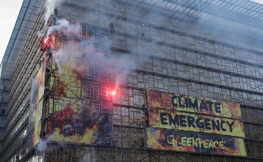 un provvedimento giudicato dagli attivisti di greenpeace poco efficace