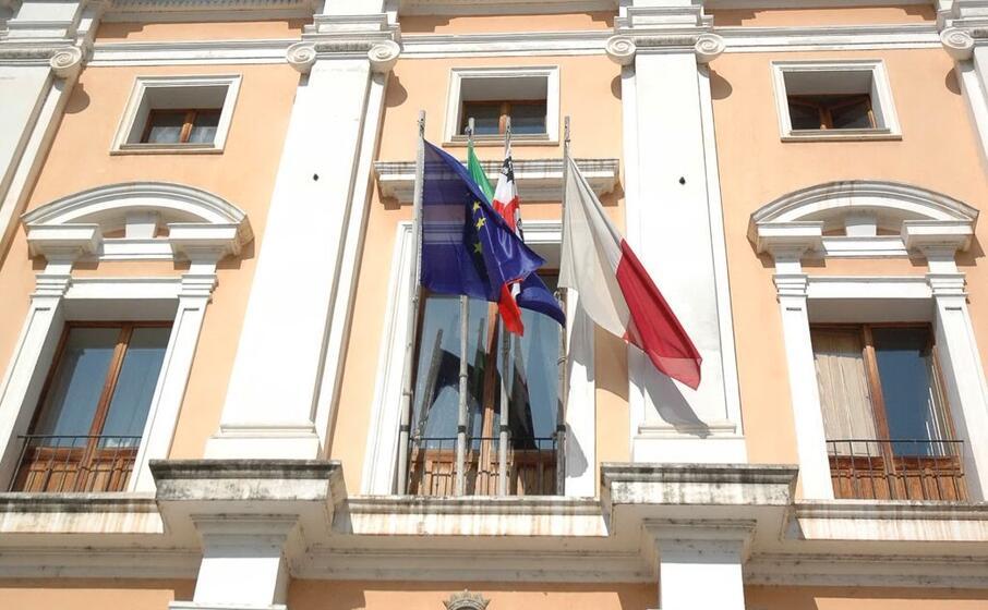 il municipio di oristano (archivio l unione sarda chergia)
