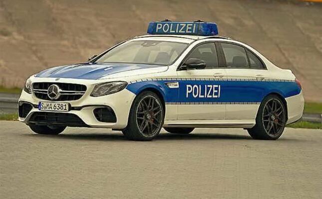 la polizia tedesca (sito ansa)