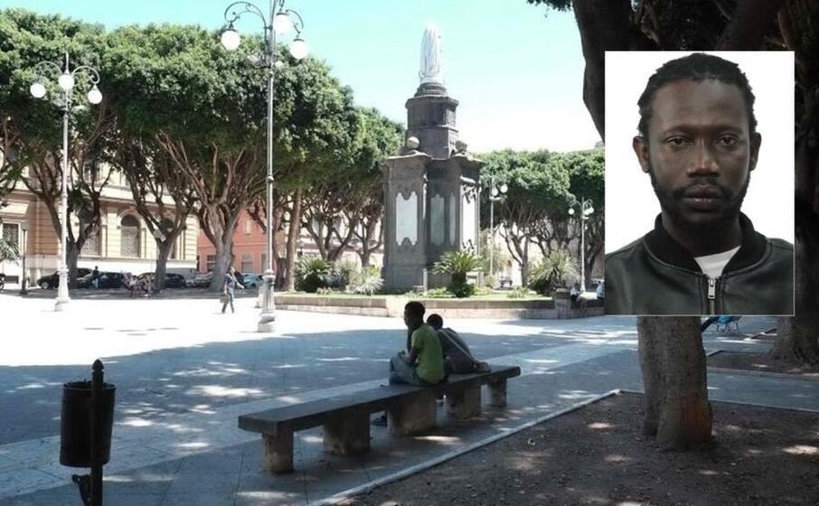 piazza del carmine nel riquadro l arrestato