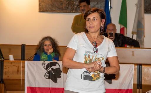 """Silvia Riccio (foto """"Grazia Deledda"""")"""