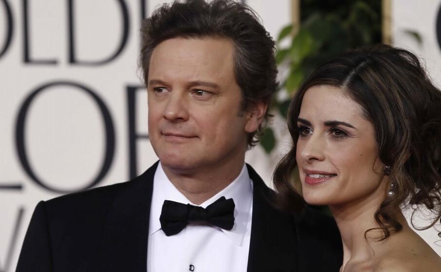 Colin Firth e Livia Giuggioli si separano dopo 22 anni di matrimonio