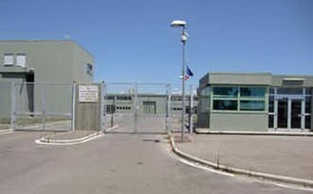 il carcere di massama (foto elia sanna)