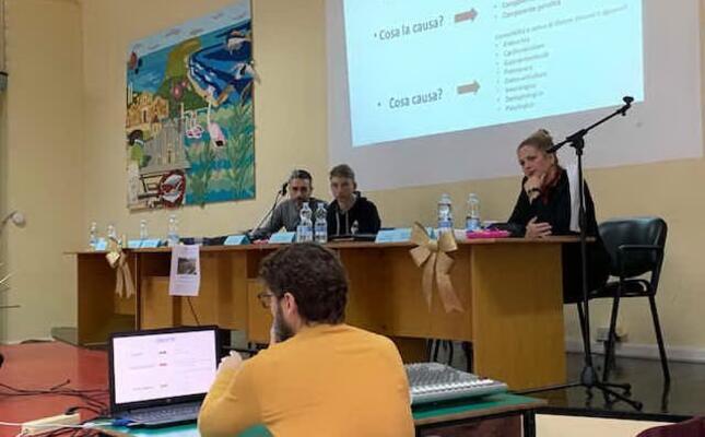 la presentazione dello studio (l unione sarda foto pinna)