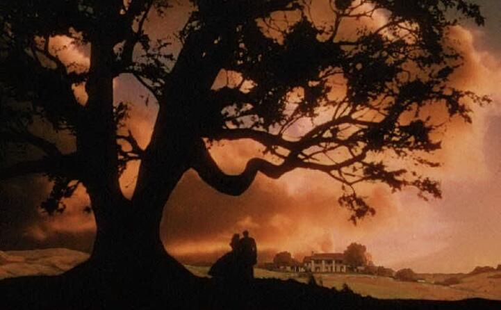 la celeberrima scena finale (foto wikipedia e imdb)