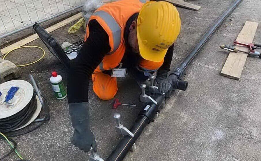 metano lavori in corso (foto regione sardegna)