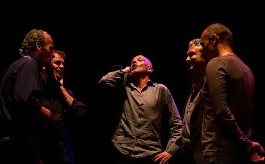 poeti argentini e corsi attesi marted al teatro civico di sinnai (l unione sarda foto serreli)