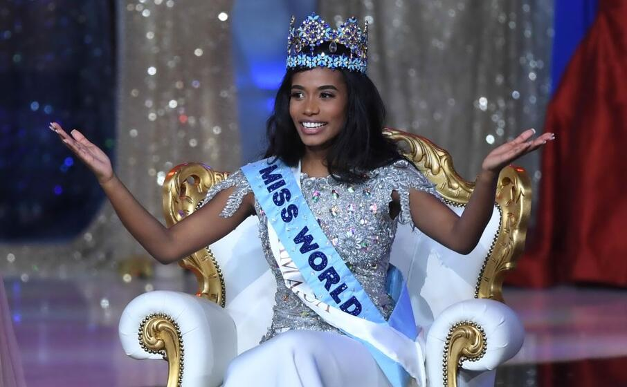 Miss Giamaica incoronata miss Mondo 2019