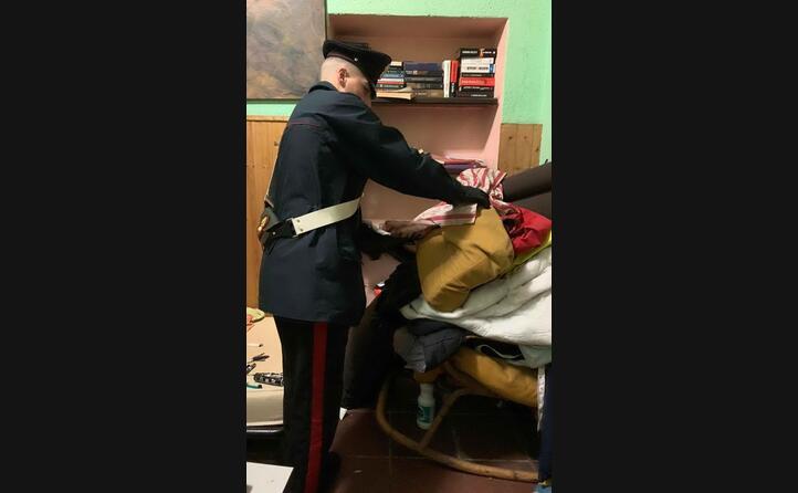 le attivit dei carabinieri