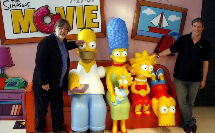 accaddeoggi 17 dicembre 1989 l esordio in tv della serie dei simpson